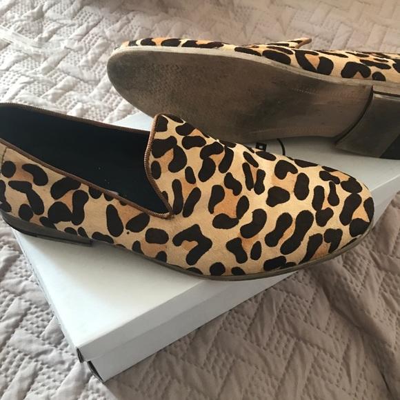 leopard print shoes men